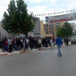 مسيرة سعاة البريد لولاية البويرة يوم 01 ماي 2017