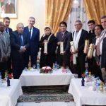 سعادة سفيرة اندونسيا بالجزائر تزور منطقة تيكجدة بولاية البويرة
